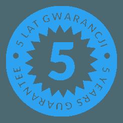 5 lat gwarancji na sterowniki LED Enterius