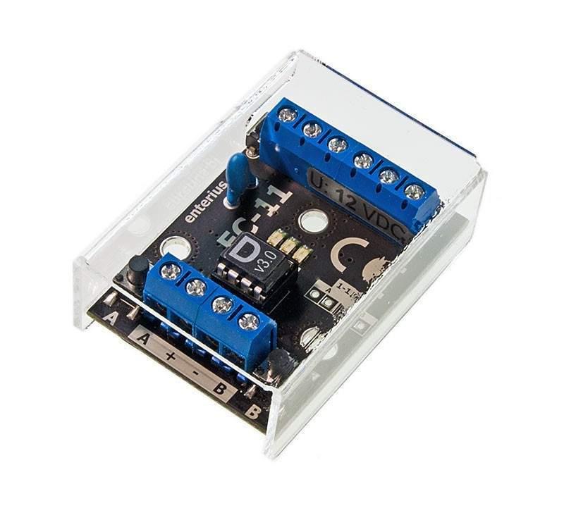 EC-11D Cyfrowy ściemniacz LED sterowany dowolnymi przyciskami
