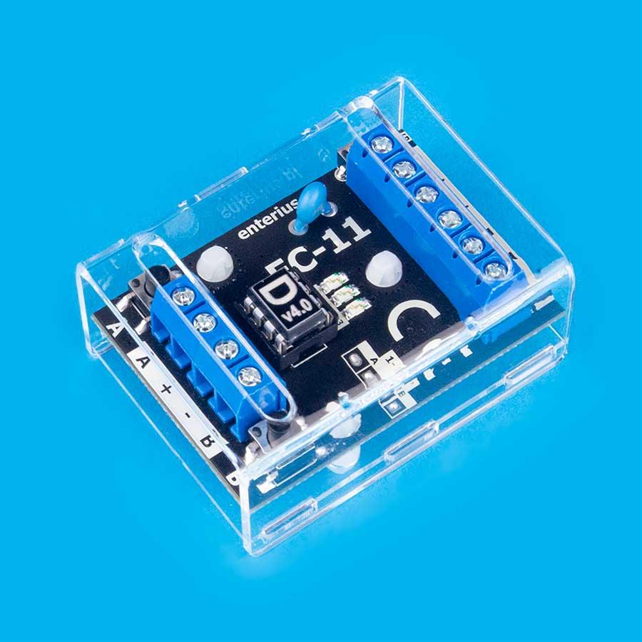 EC-11D Cyfrowy ściemniacz LED