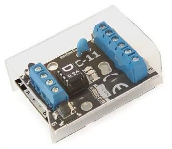 EC-11D ściemniacz LED dla taśm LED sterowany przyciskiem dzwonkowym (zwiernym)