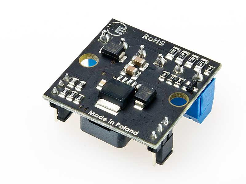 ED-700 Driver prądowy LED - widok od dołu