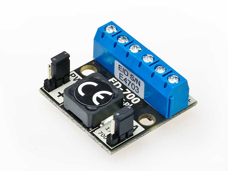 Driver prądowy LED ED-700 produkcji Enterius