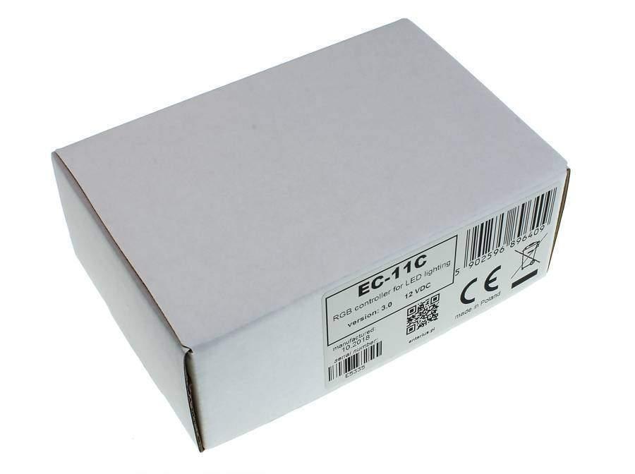 Sterownik LED RGB EC-11C