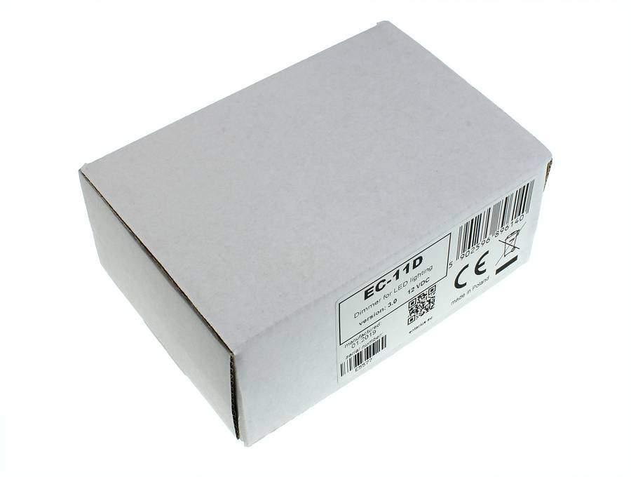 Sterownik LED RGB EC-11D - opakowanie