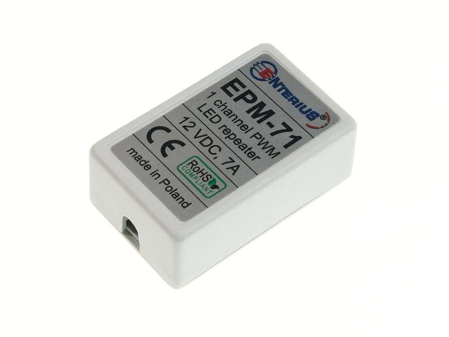 Miniaturowy wzmacniacz LED EPM-71