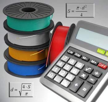 Kalkulator przekroju przewodow dla instalacji LED