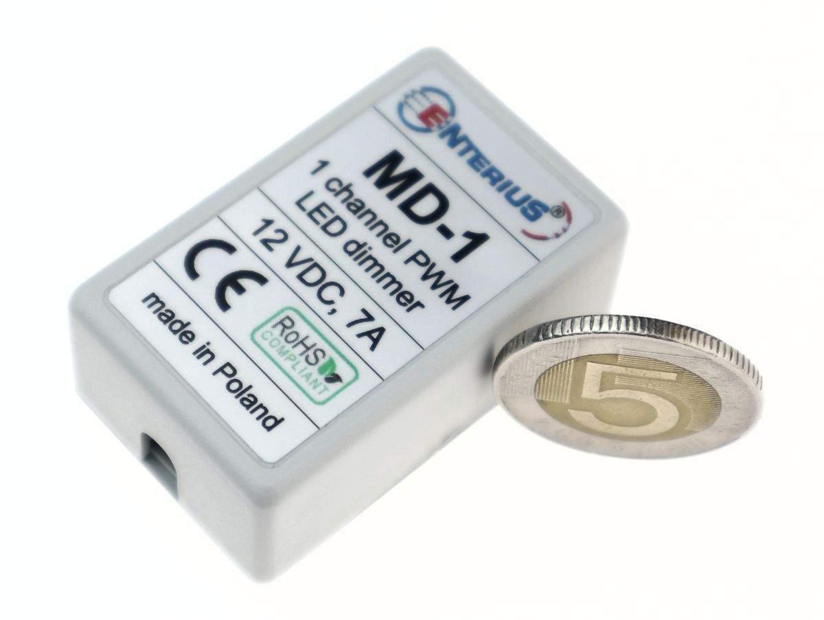 Mini ściemniacz LED MD-1