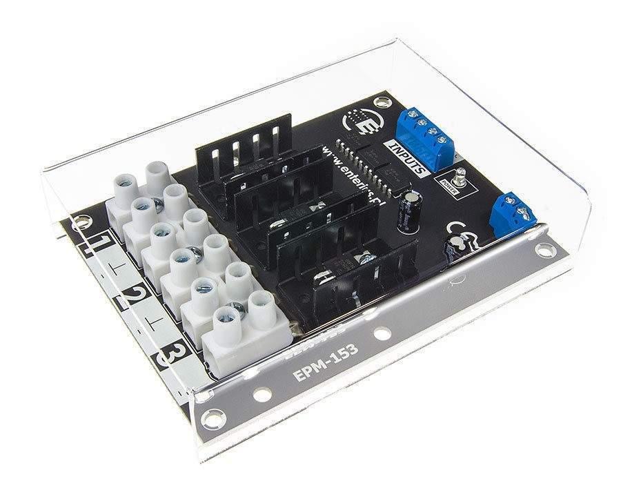 Profesjonalny wzmacniacz LED RGB 3x15A 1080W 8-24VDC